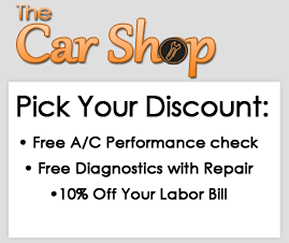 Coupon, Auto Repair Shop in Virginia Beach, VA